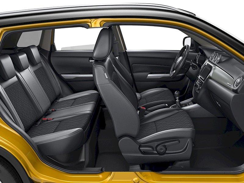 Assurance auto pas chère pour la Suzuki Vitara Nouveau