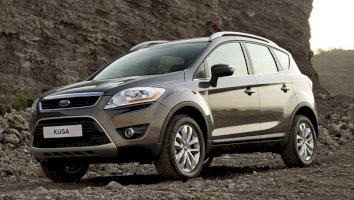 FORD KUGA 2.0 TDCI 150 S&S 4X2 TITANIUM NOIR SCALA + TOIT PANORAMIQUE AVEC OPTIONS