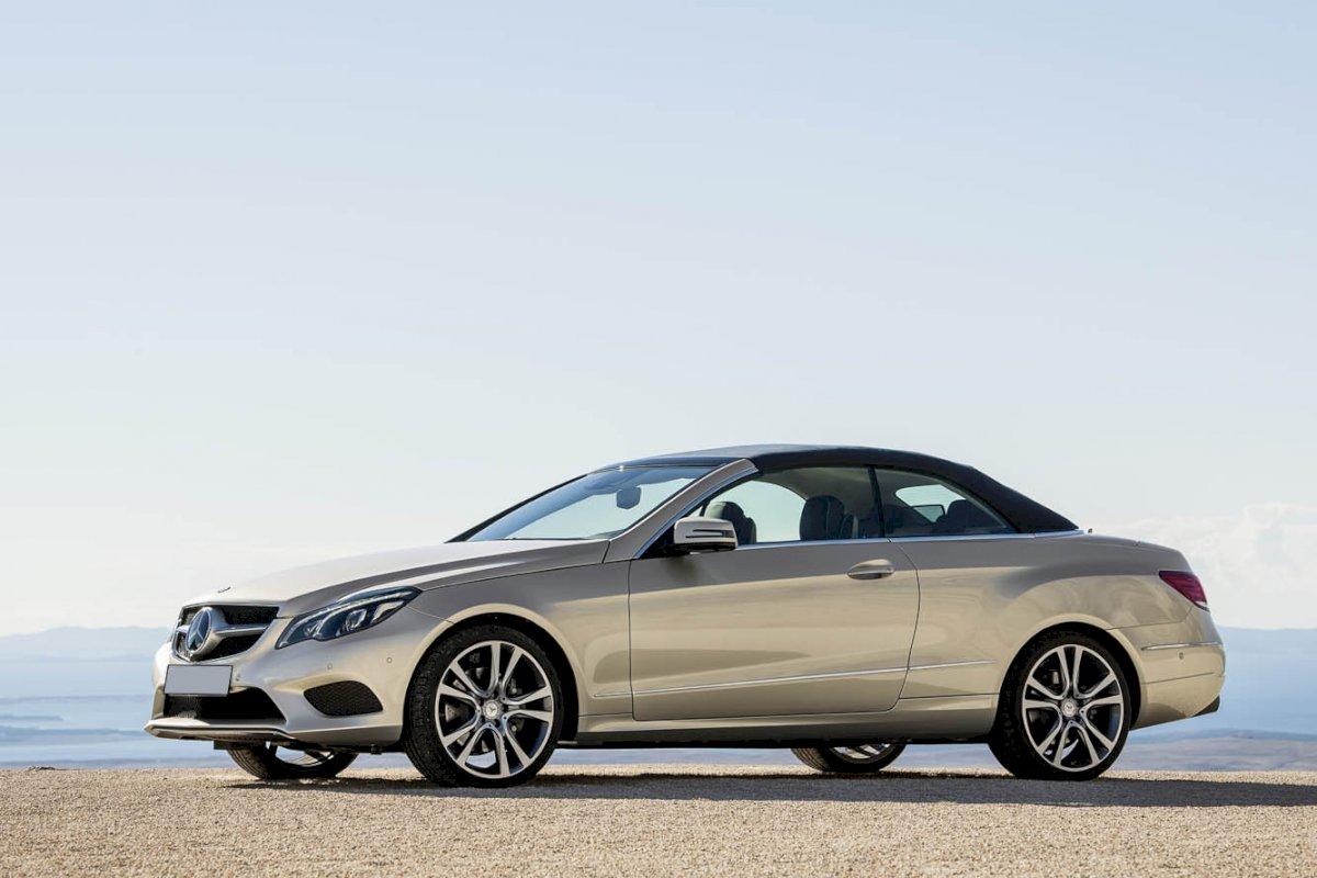 Assurance auto pas chère pour la Mercedes Classe E Cabriolet