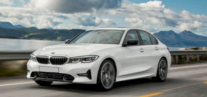 BMW SERIE 3 F30 (F30) 318D 143 LUXURY BVA8