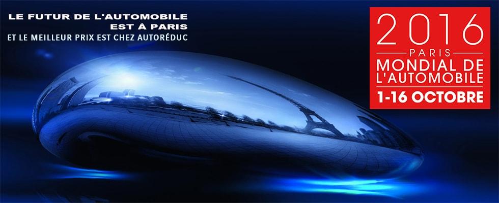Vente privée mondial de l'automobile Paris 2016