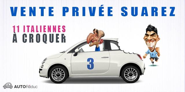 Vente privée Suarez