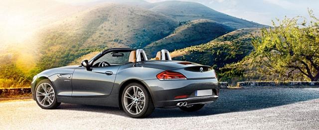 Vente privée exceptionnelle de BMW Z4