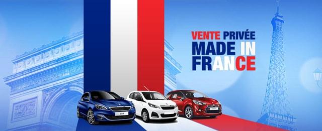 Vente privée Made in France